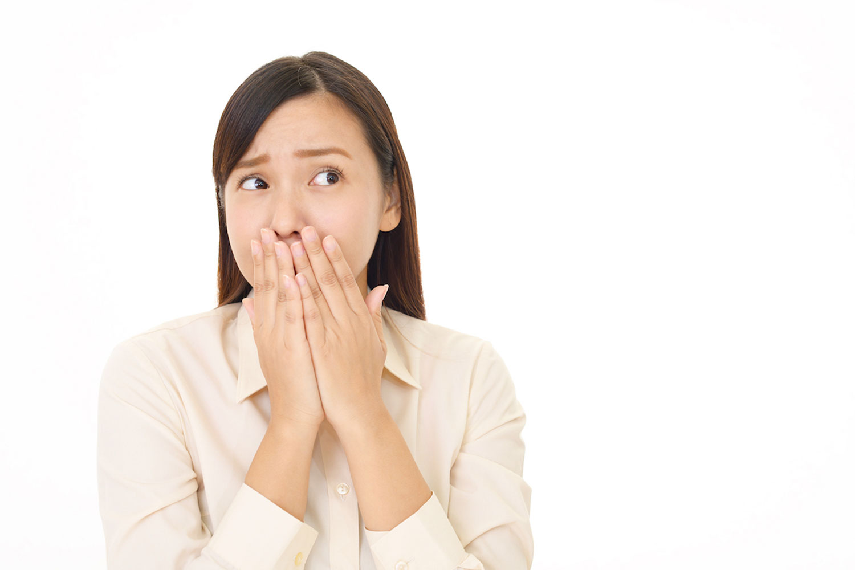 大声はスズメバチに刺激を与えてしまう